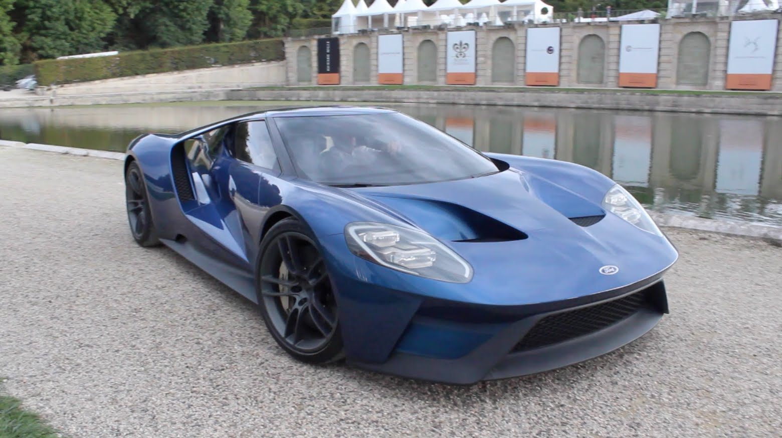 2019 Ford GT40 photo - 1