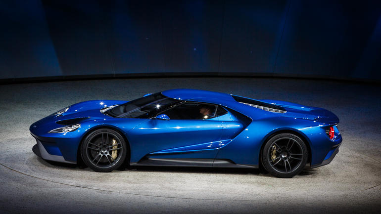 2019 Ford GT40 photo - 6