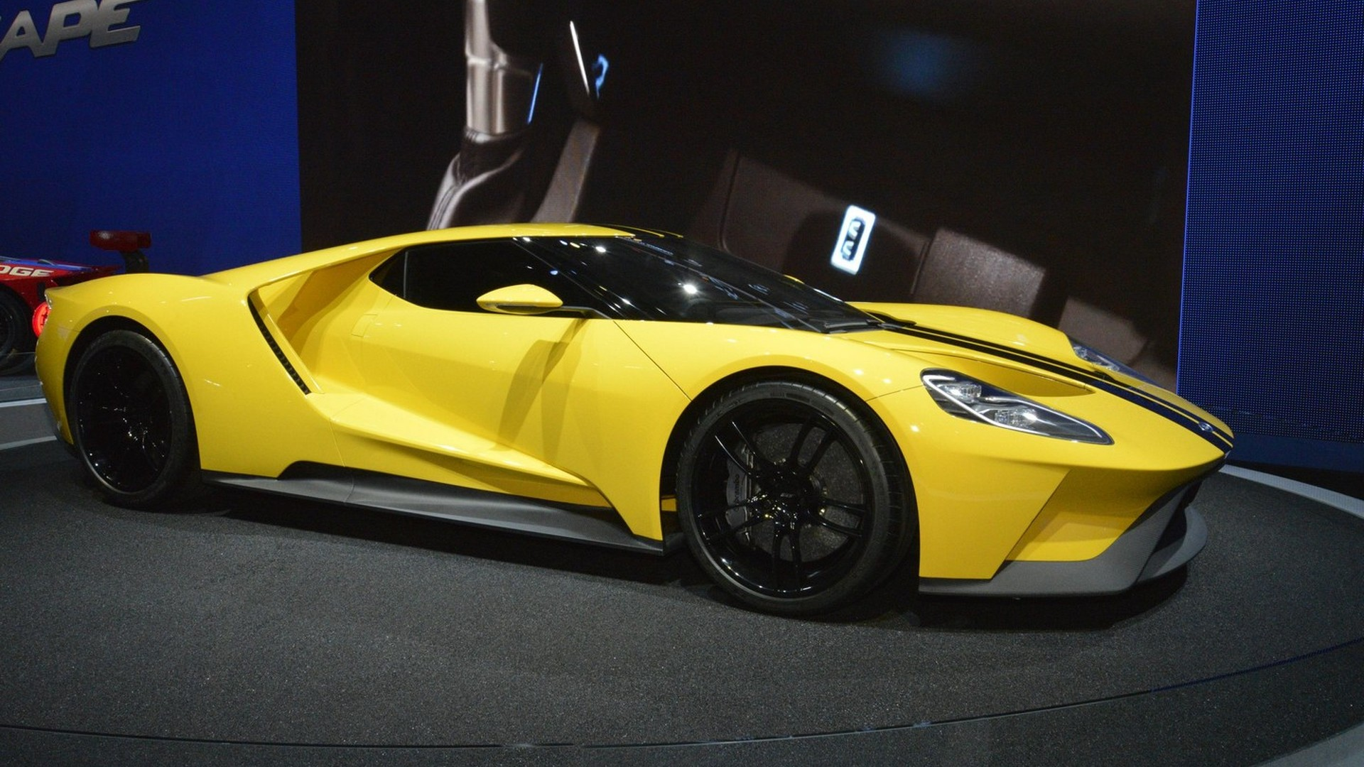 2019 Ford GT40 Concept photo - 1