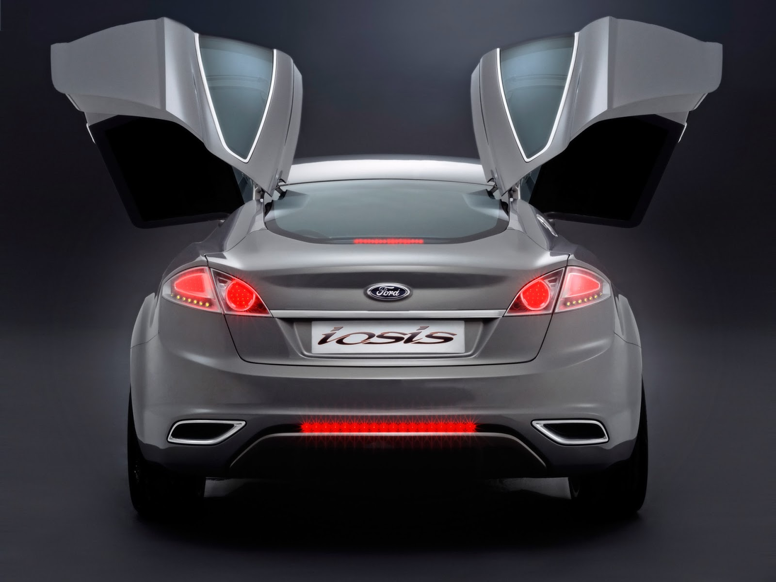 2019 Ford iosis Concept photo - 2