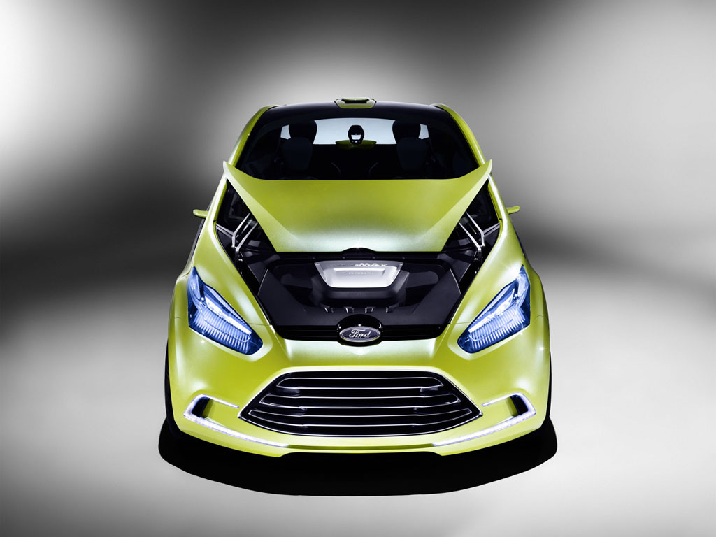 2019 Ford iosis Concept photo - 3