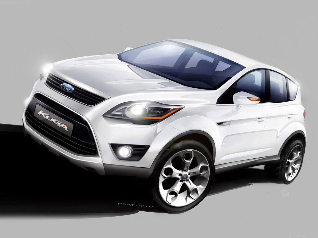 2019 Ford iosis Concept photo - 5
