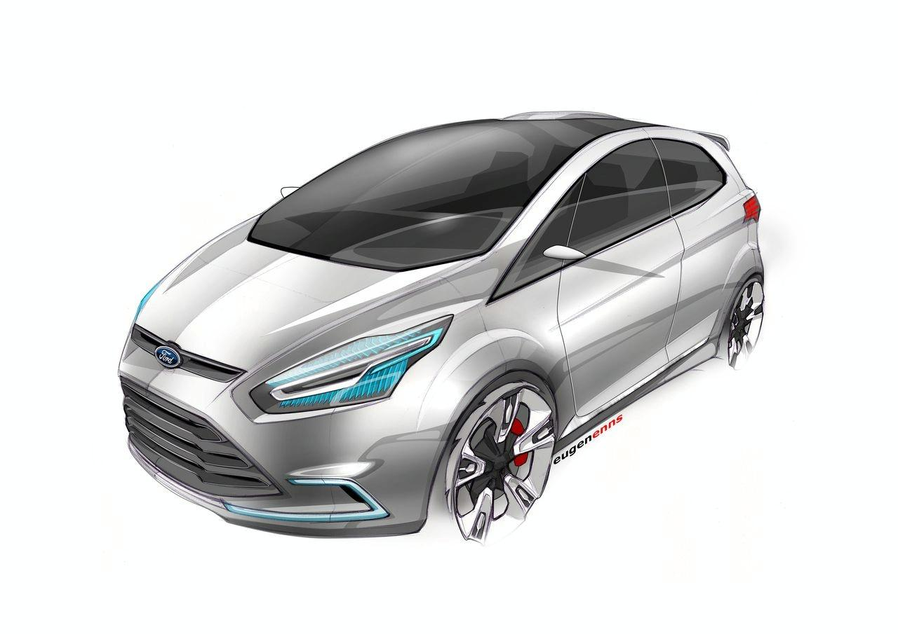 2019 Ford iosis MAX Concept photo - 1