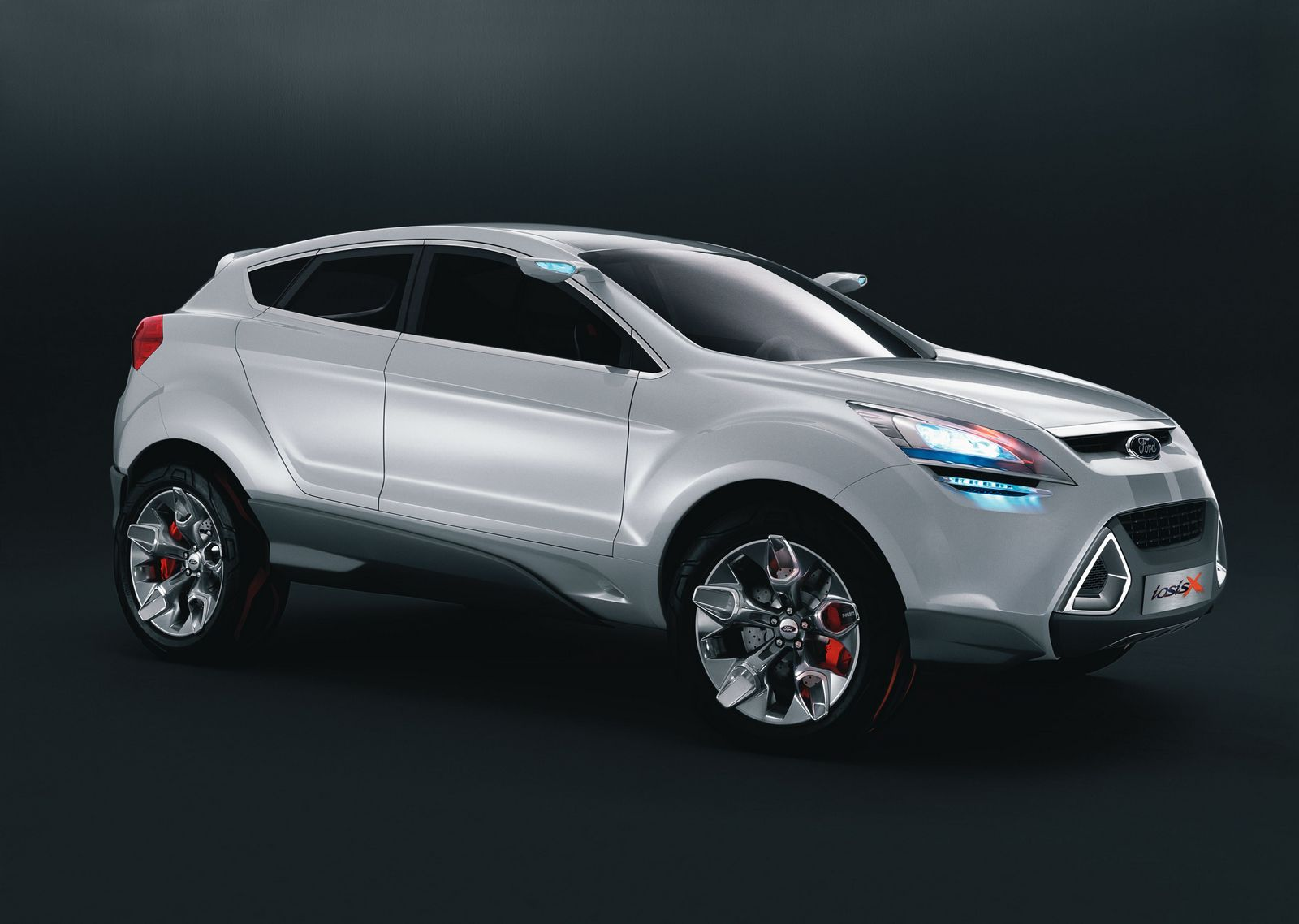 2019 Ford iosis X Concept photo - 3