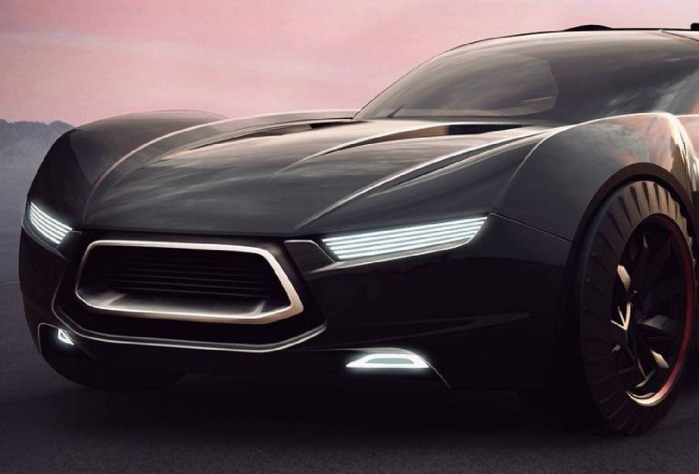 2019 Ford Mad Max Concept photo - 2