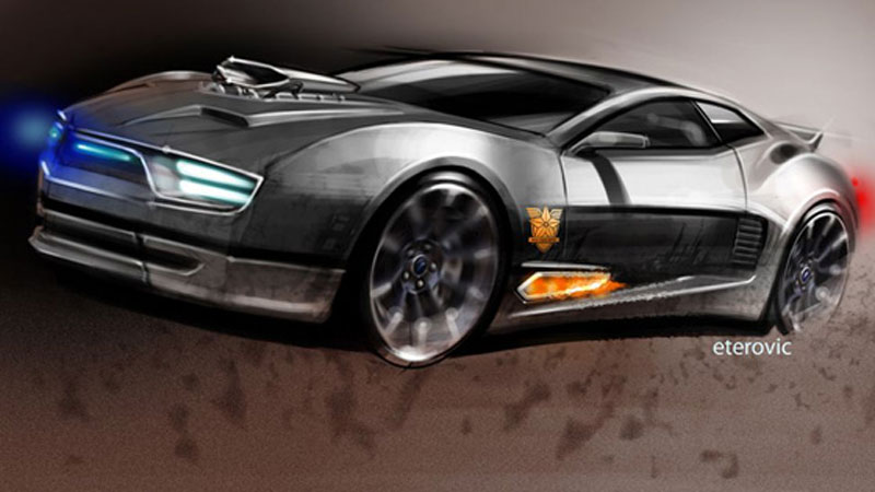 2019 Ford Mad Max Concept photo - 4