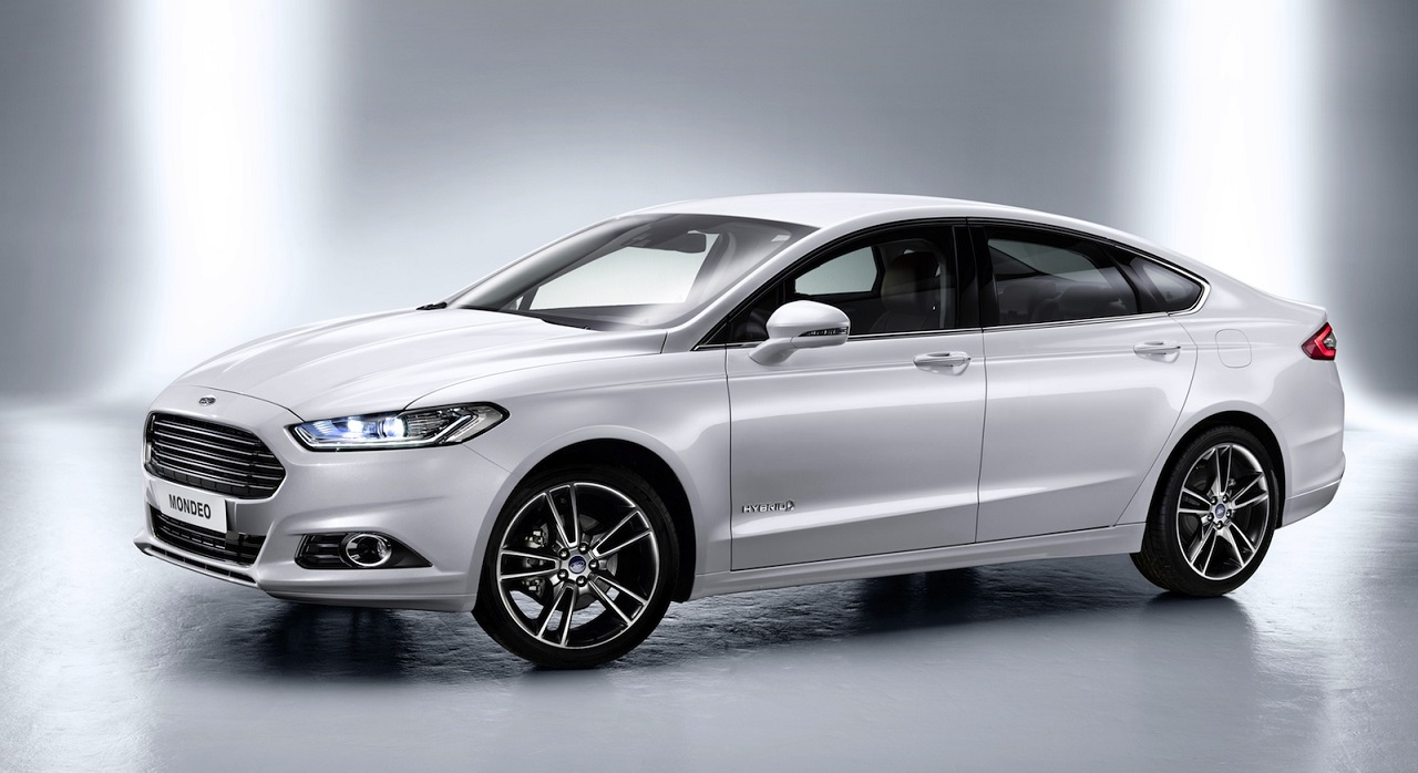 2019 Ford Mondeo photo - 1