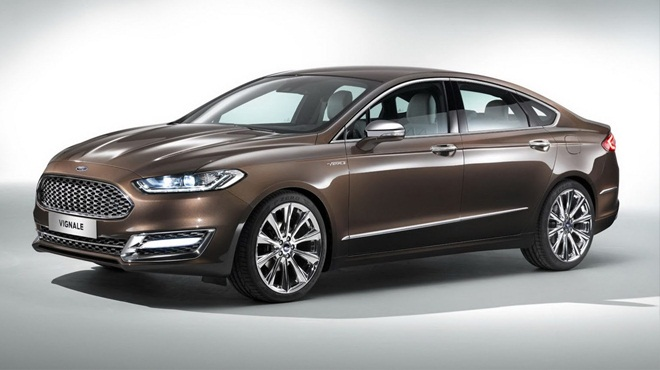2019 Ford Mondeo photo - 6