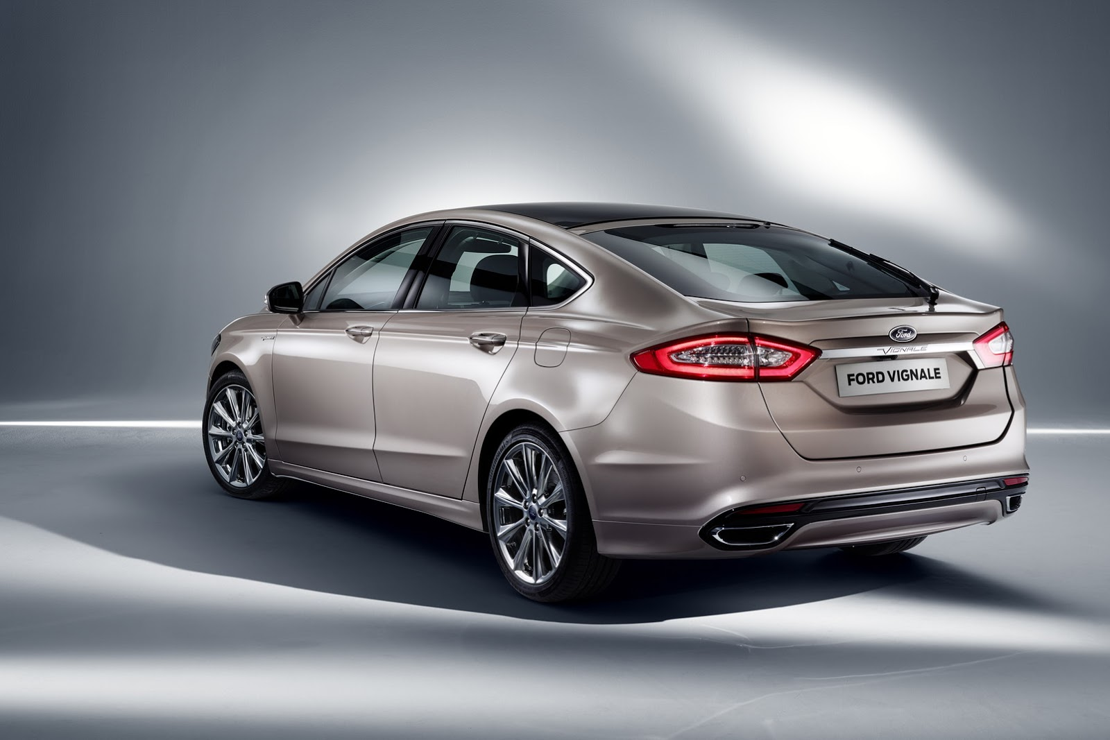 2019 Ford Mondeo Concept photo - 4