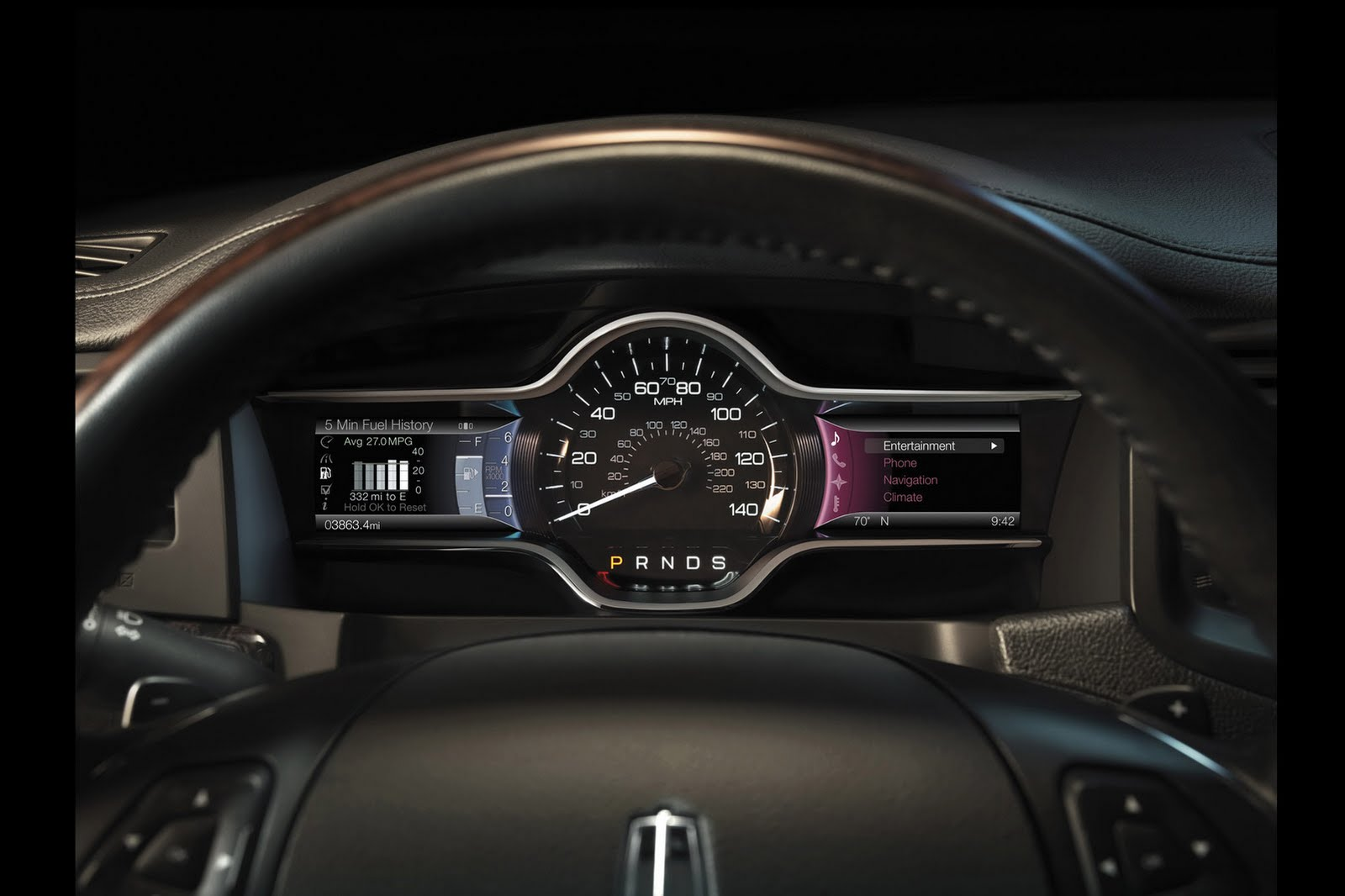 2019 Ford Mondeo Concept photo - 6
