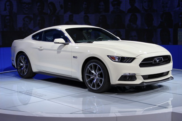 2019 Ford Mustang 50 Year Limited Edition photo - 1