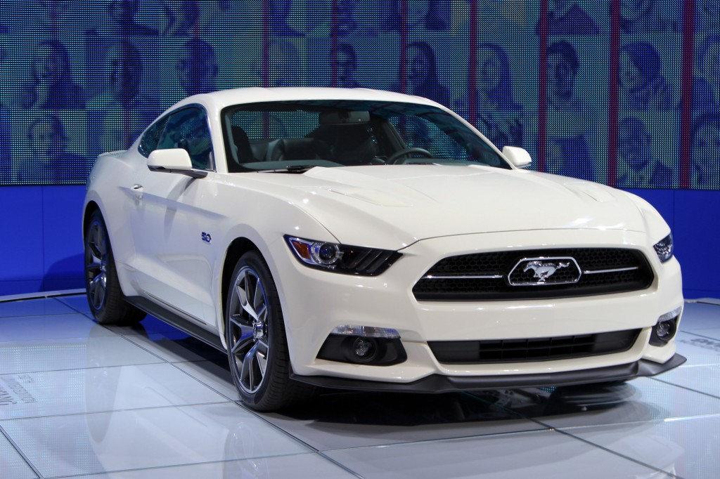 2019 Ford Mustang 50 Year Limited Edition photo - 4