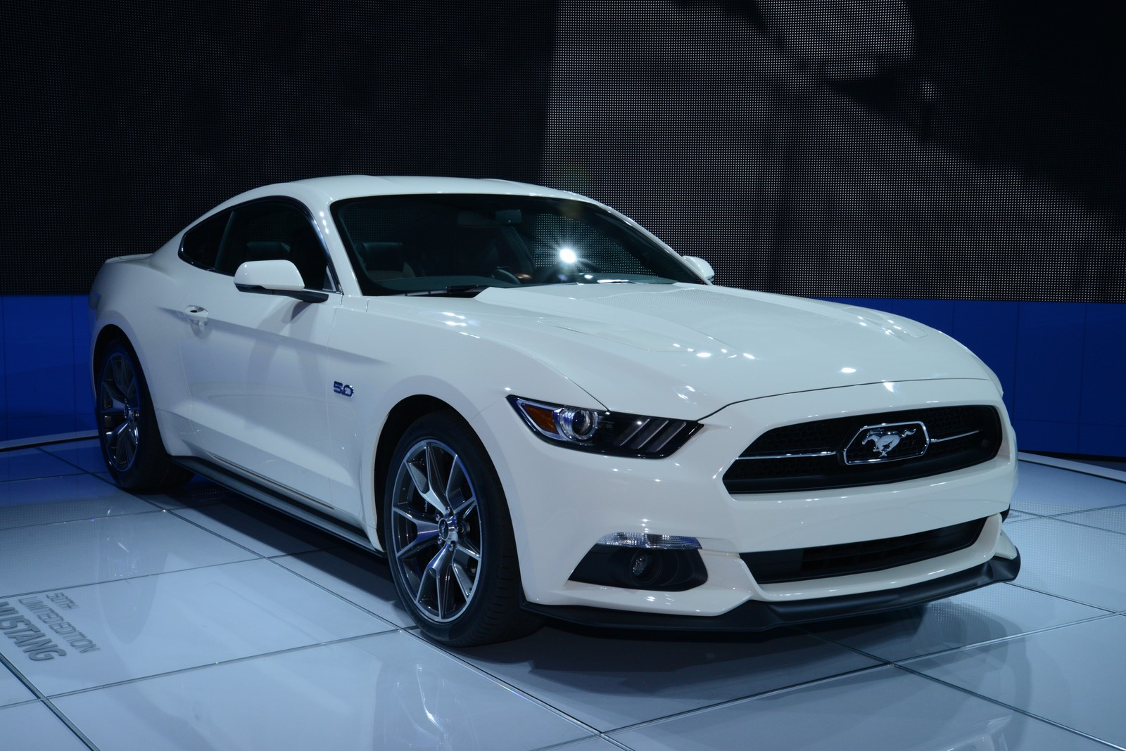 2019 Ford Mustang 50 Year Limited Edition photo - 6