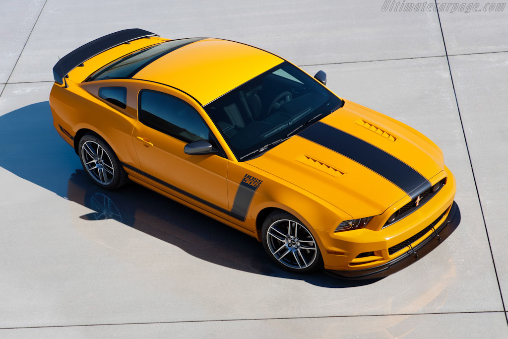 2019 Ford Mustang Boss 302R photo - 2