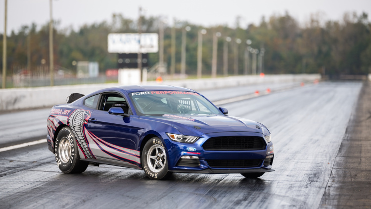 2019 Ford Mustang Cobra Jet photo - 2