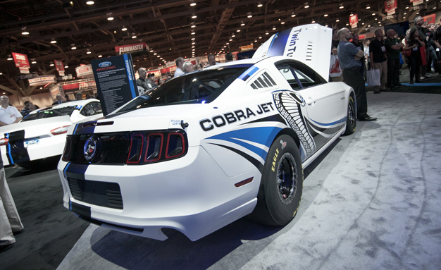2019 Ford Mustang Cobra Jet Twin Turbo Concept photo - 2