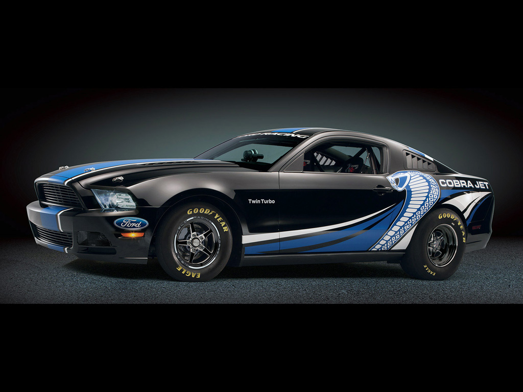 2019 Ford Mustang Cobra Jet Twin Turbo Concept photo - 5