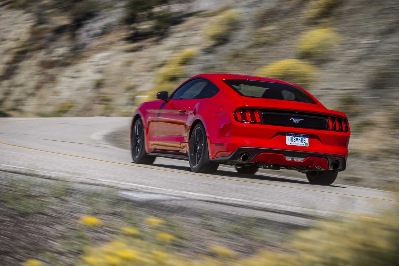 2019 Ford Mustang EcoBoost photo - 4