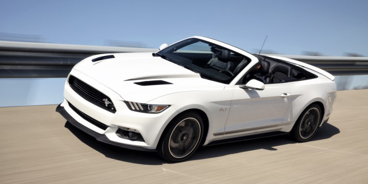 2019 Ford Mustang GT Convertible photo - 6