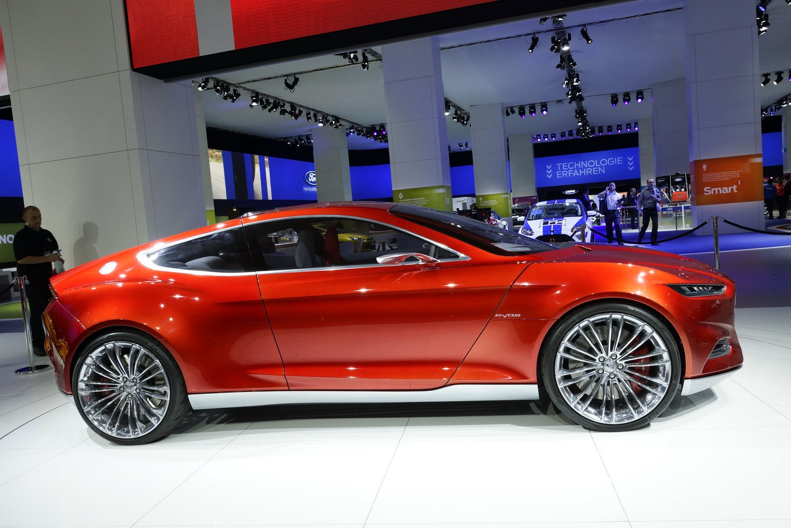 2019 Ford Mustang GT Coupe Concept photo - 3