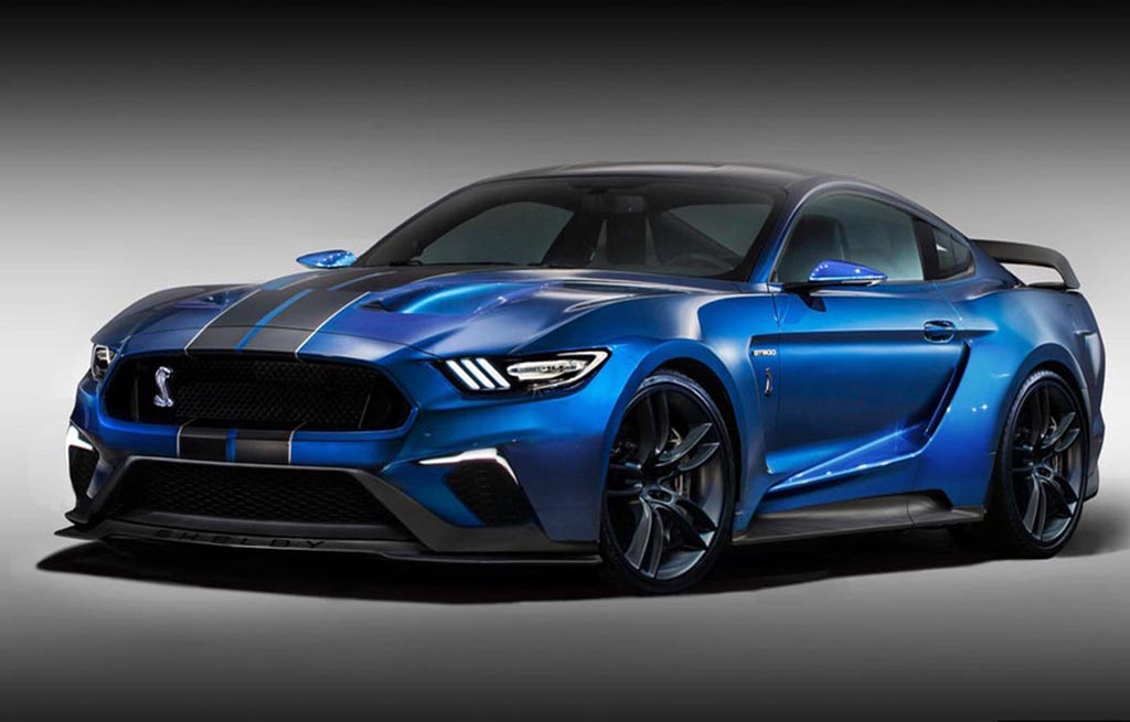 2019 Ford Mustang GT Coupe Concept photo - 5