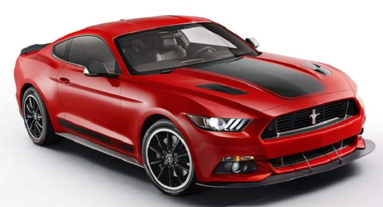 2019 Ford Mustang Mach 1 Concept photo - 3