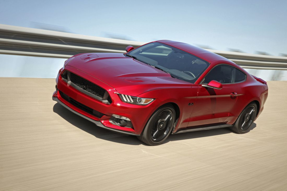 2019 Ford Mustang Pony photo - 2