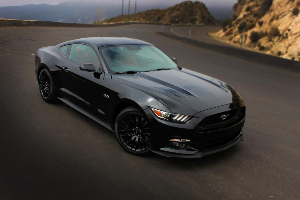 2019 Ford Mustang Pony photo - 6