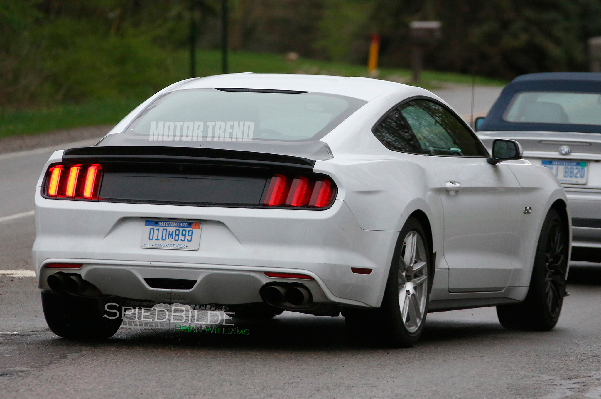 2019 Ford Mustang Racecar Prototype photo - 2