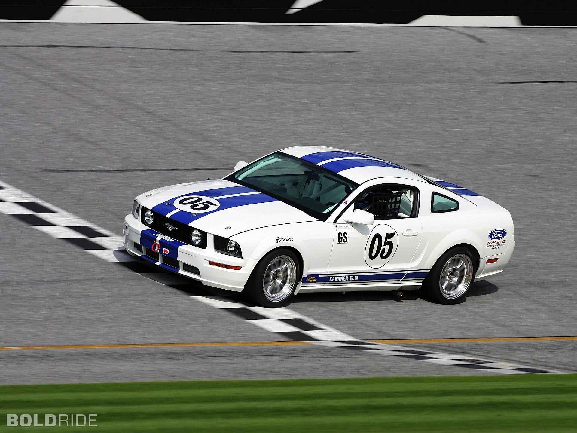 2019 Ford Mustang Racecar Prototype photo - 4