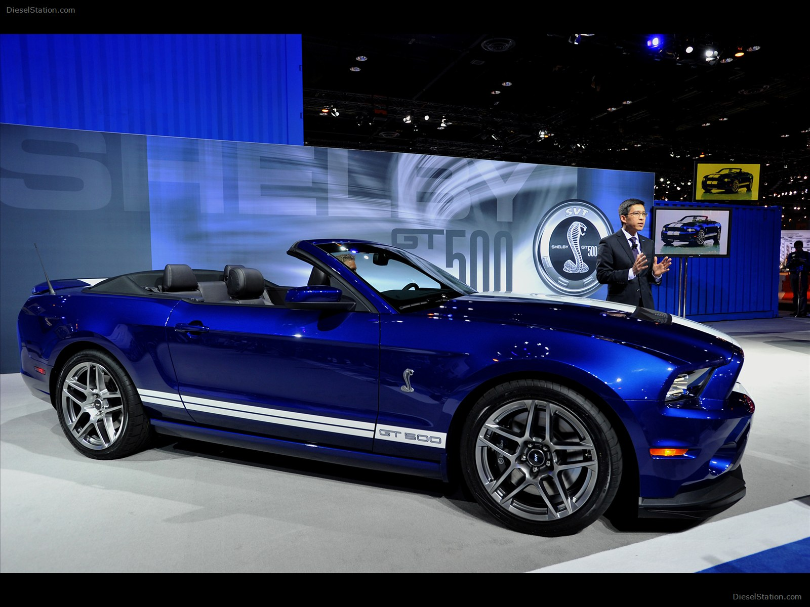 2019 Gt 500 >> 2019 Ford Mustang Shelby GT Convertible | Car Photos Catalog 2018