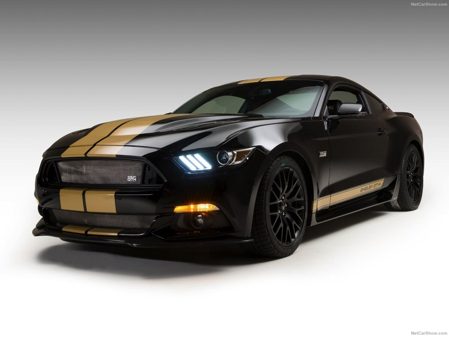 2019 Ford Mustang Shelby GT H photo - 1