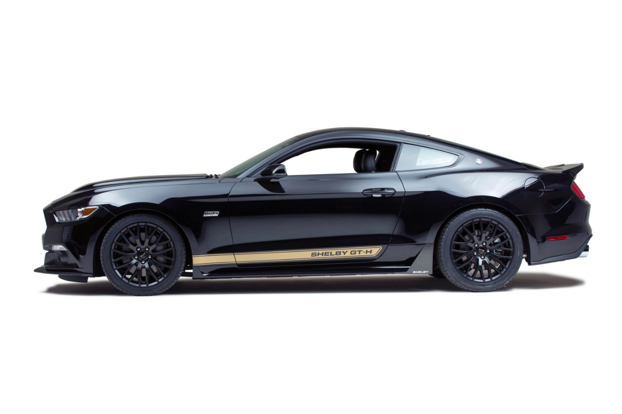 2019 Ford Mustang Shelby GT H photo - 5