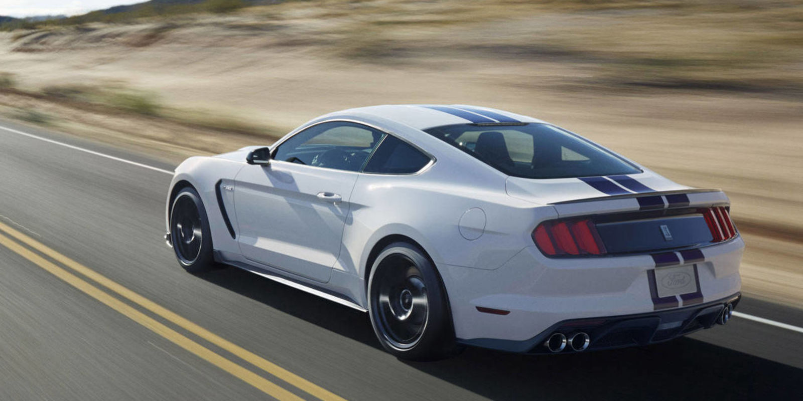 2019 Ford Mustang Shelby GT350 photo - 1