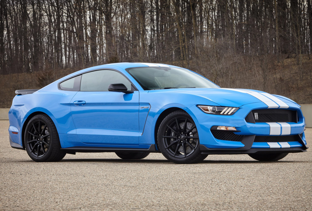 2019 Ford Mustang Shelby GT350 photo - 5