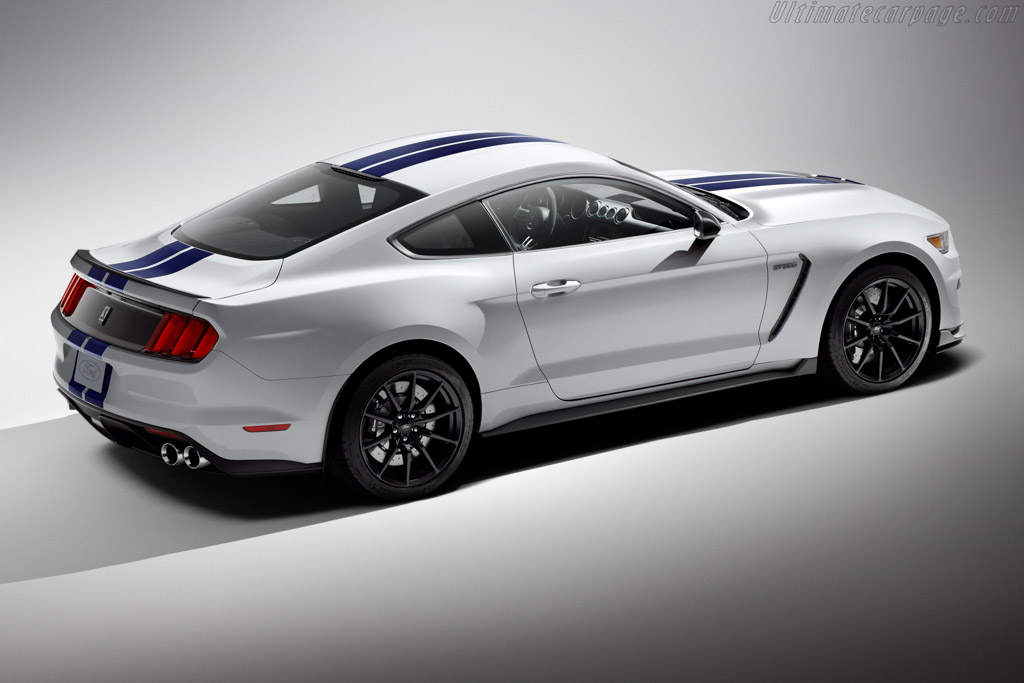 2019 Ford Mustang Shelby GT350 photo - 6