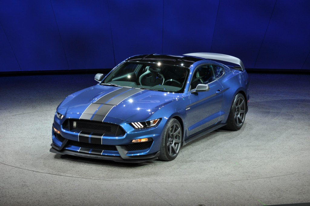 2019 Ford Mustang Shelby GT350R photo - 4