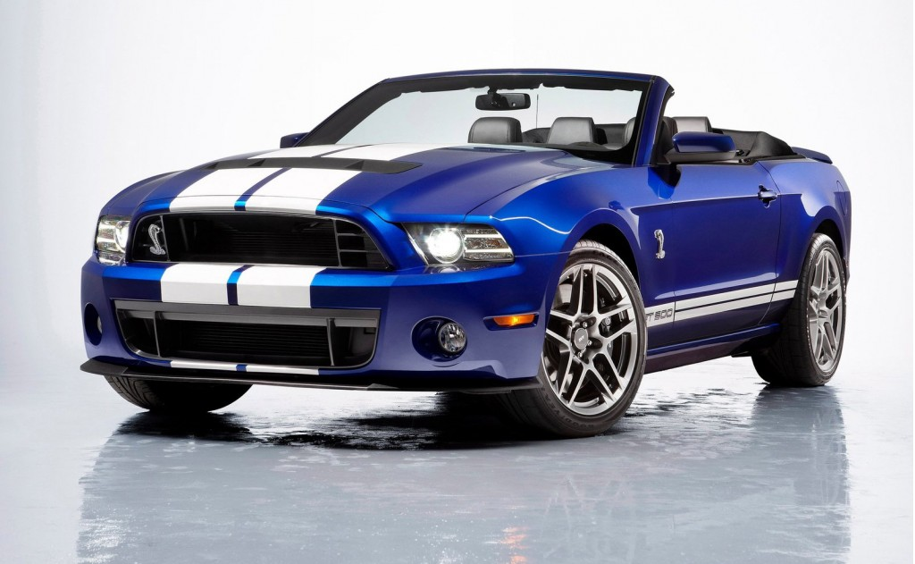 2019 Ford Mustang Shelby GT500 Cobra photo - 3