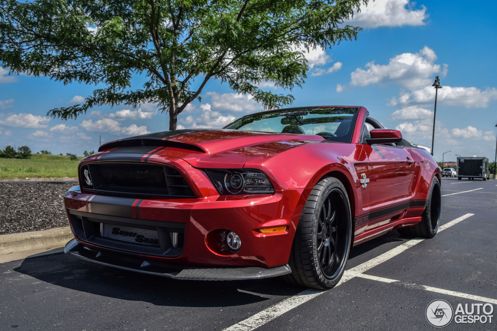 2019 Ford Mustang Shelby GT500 Convertible photo - 1