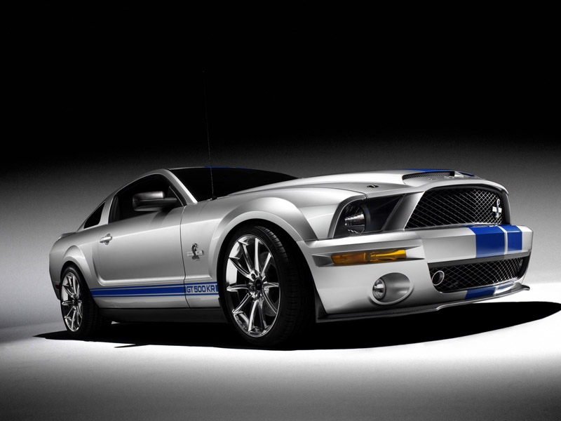 2019 Ford Mustang Shelby GT500KR photo - 5