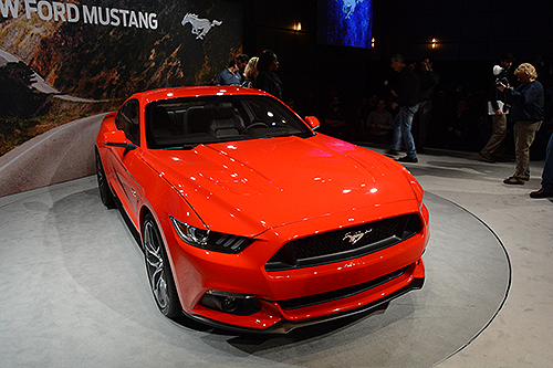 2019 Ford Mustang SVO photo - 1