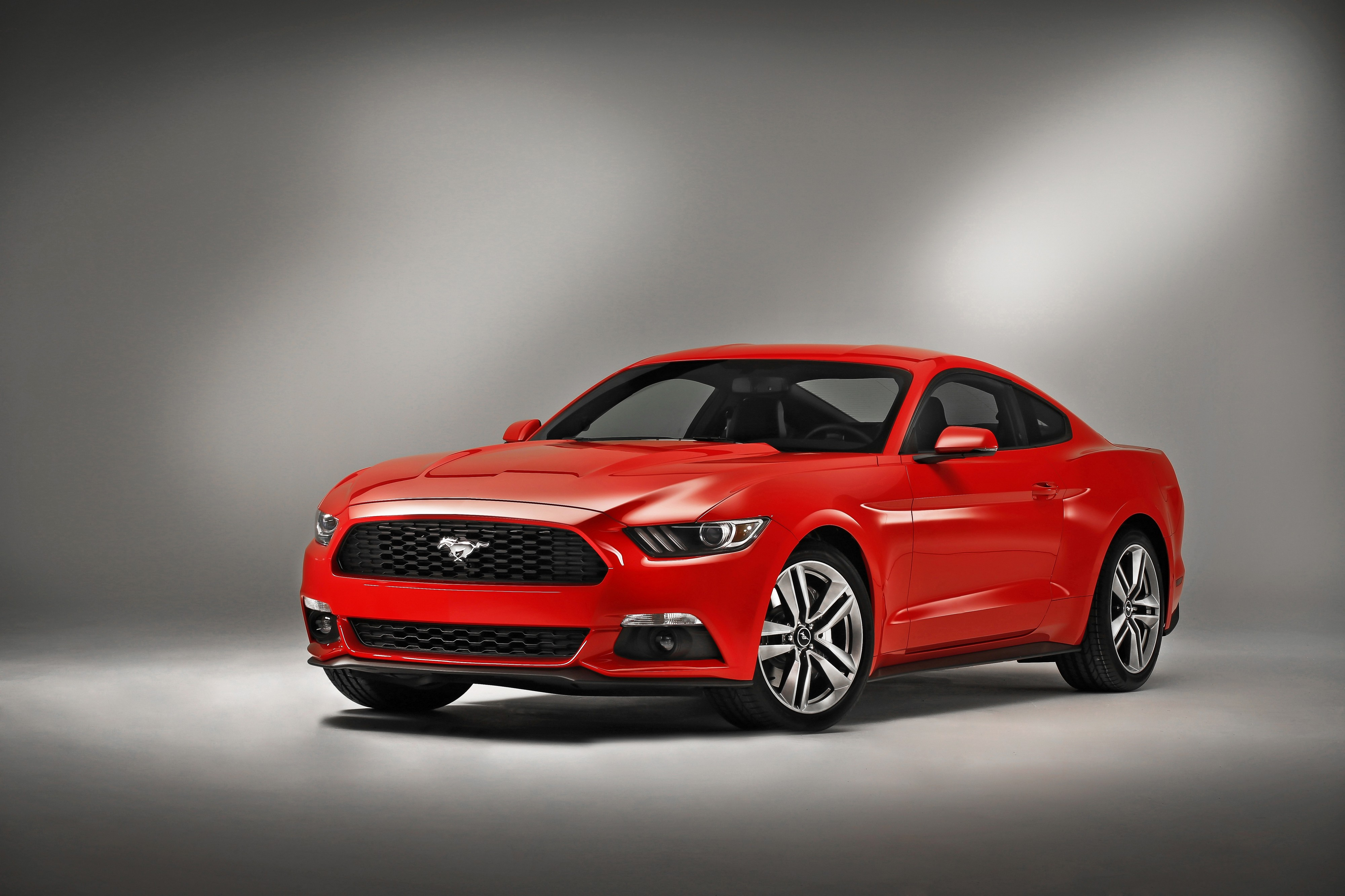 2019 Ford Mustang T 5 photo - 1