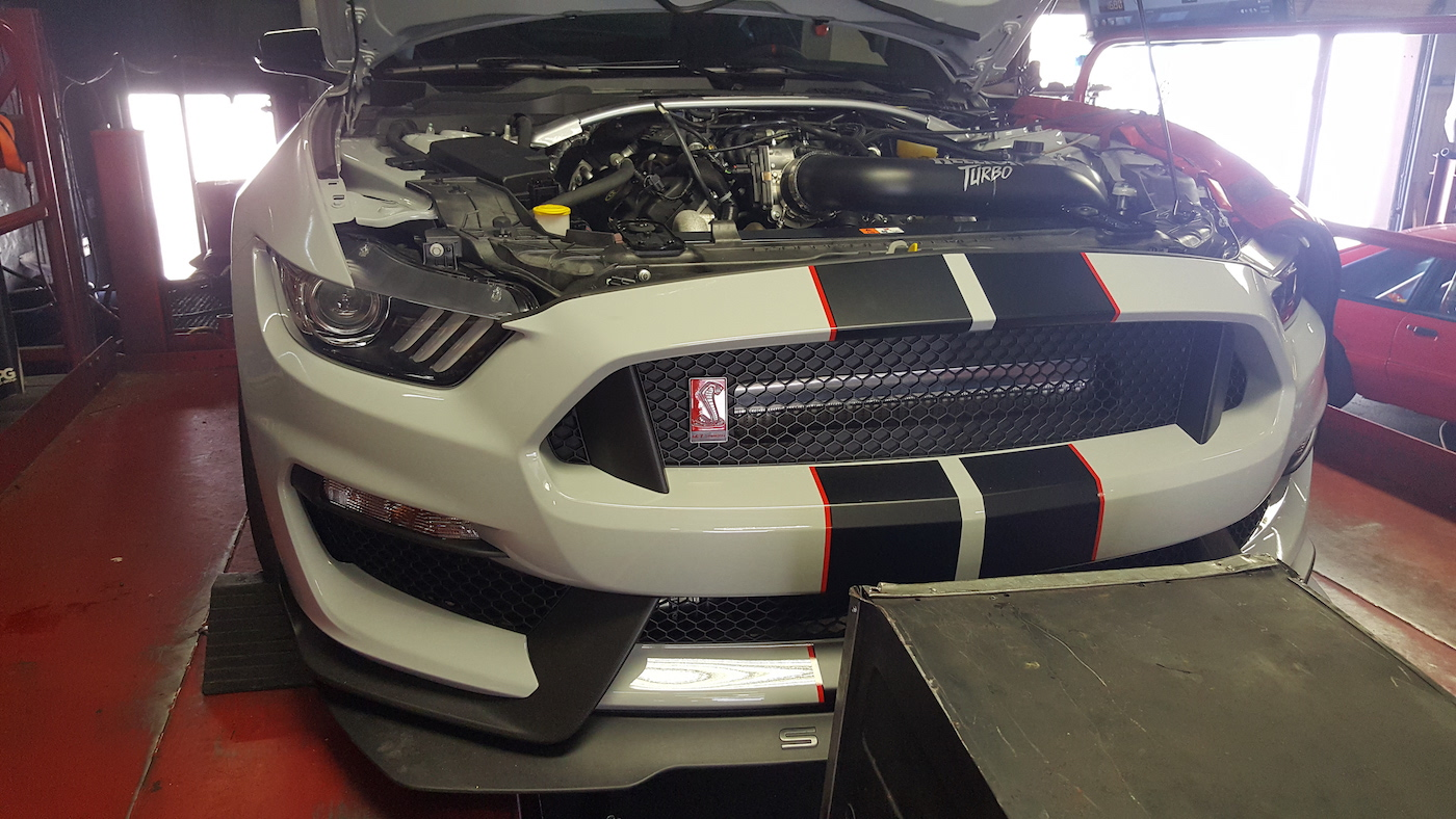 2019 Ford Mustang Turbo GT350 photo - 2