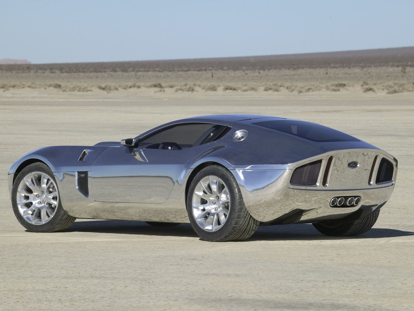 2019 Ford Shelby Cobra Concept photo - 6