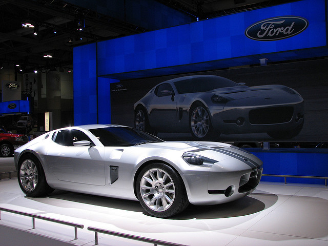 2019 Ford Shelby GR1 Concept photo - 2