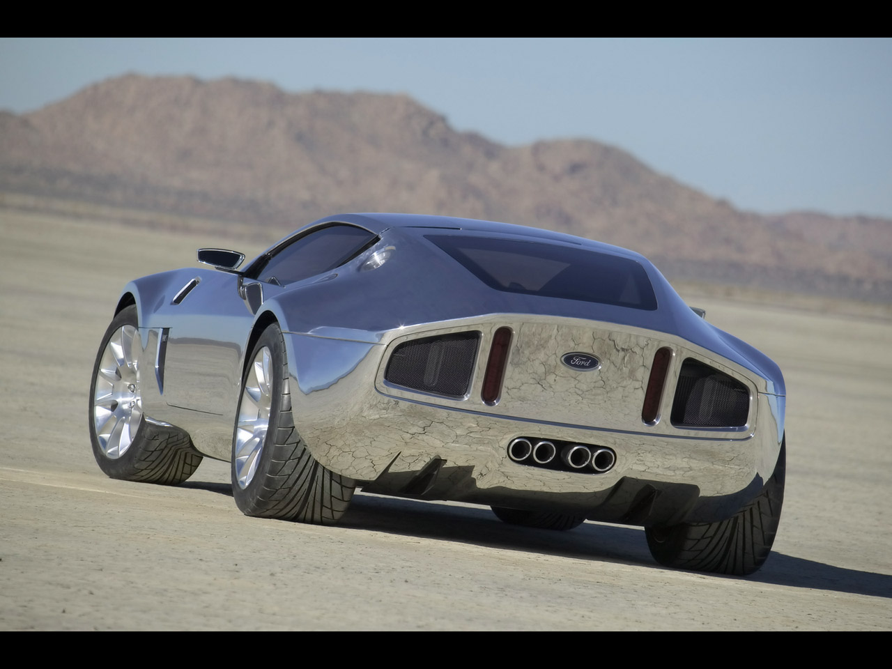 2019 Ford Shelby GR1 Concept photo - 3