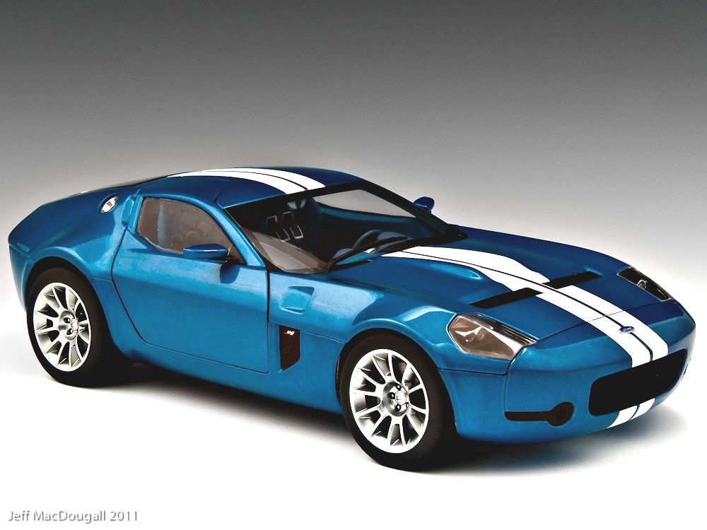 2019 Ford Shelby GR1 Concept photo - 6