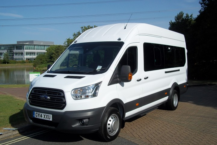 2019 Ford Transit Connect photo - 3