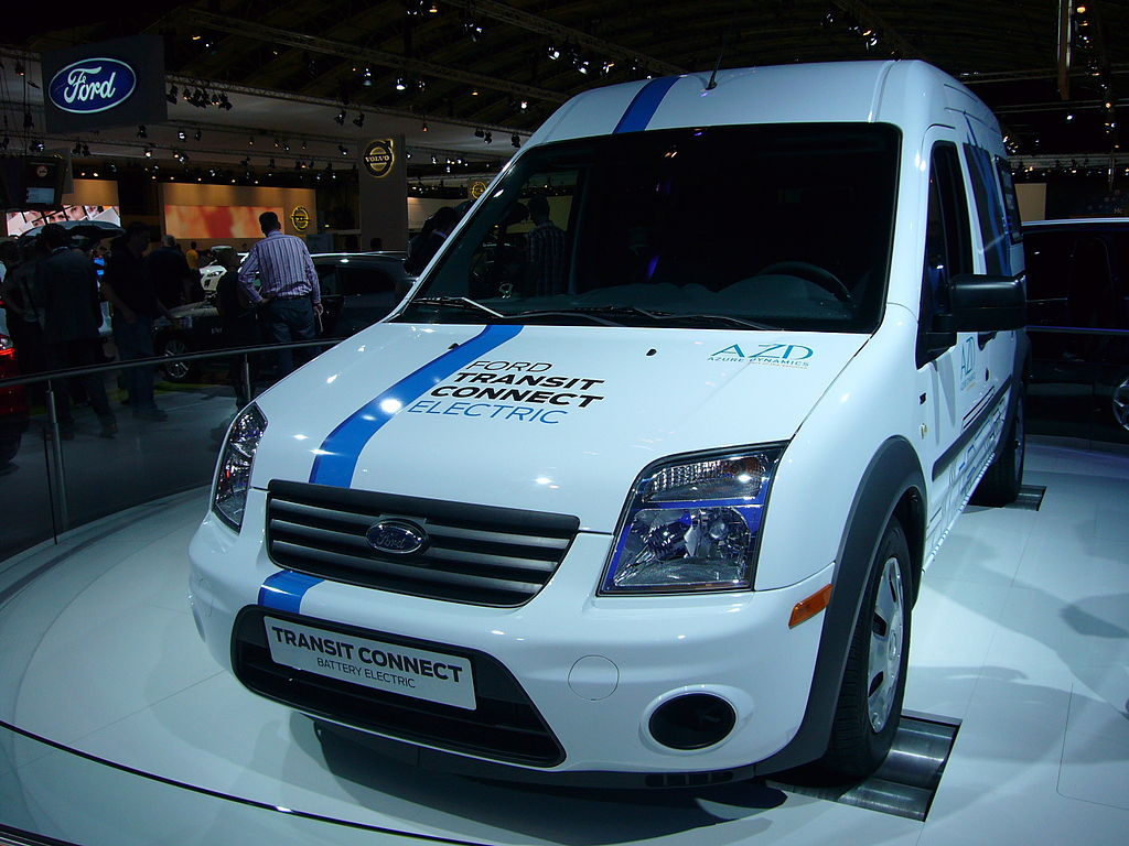 2019 Ford Transit Connect Electric photo - 1