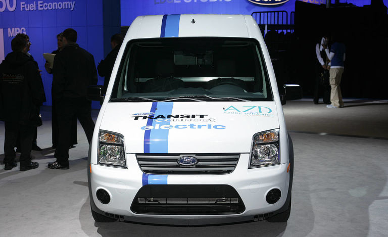 2019 Ford Transit Connect Electric photo - 5